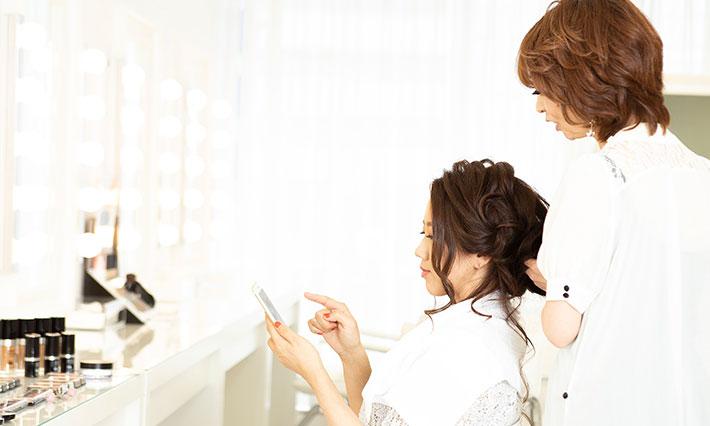 巻き髪スタイリングブロー定額 9,950円/月